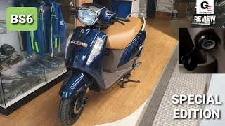 Download BS6 Suzuki Access 125 Special Edition FI | USB Charger | detailed review | features | specs | price Video
