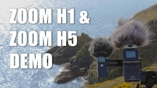 Download Zoom H1 and Zoom H5 Demo | By Joyvel Osorio Video