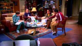 Download TBBT - Sheldon tries to choose a vacation spot Video
