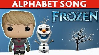 Download Disney Frozen Funko Olaf Elsa Olaf Anna ABC Song Learn the ABC Song Alphabet Song Video