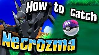 Download Pokémon Sun & Moon - How To Catch Necrozma Video