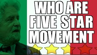Download Who are Italy's Five Star Movement? Video