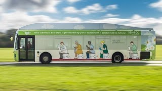 Download #BioBus – The UK's first food and poo-powered bus Video