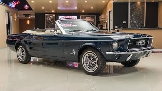 Download 1967 Ford Mustang For Sale Video