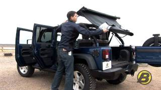 Download Bestop - How to get the most from your Jeep soft top Video
