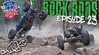 Download KNOCKOUT ROCK BOUNCER RACING - Rock Rods episode 23 Video