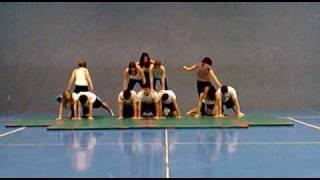 Download Acrogimnasia 15/06/2010 Foyos IES Francesc Badia Video