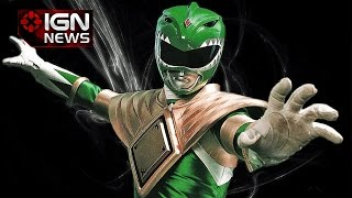 Download The Latest on the Power Rangers Movie - IGN News Video