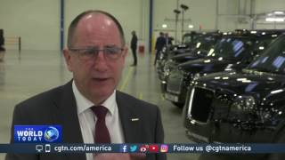 Download Chinese automaker Geely to increase production in UK Video