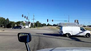 Download BigRigTravels LIVE! Belvidere to Olney, Illinois I-39,74 & 57, IL 16 & 130-Sept. 30, 2017 Video