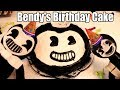 MMA Movie: Bendy's Birthday Cake