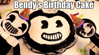 Download MMA Movie: Bendy's Birthday Cake Video