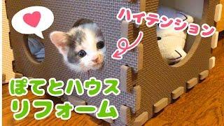Download ぽてとハウスリフォームしたら大喜び!? Video