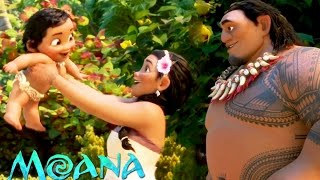 Download Moana official full trailer # 3 - Disney Moana Video