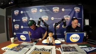 Download Dunc & Holder on Sports 1280 in New Orleans. October 19, 2017 Video