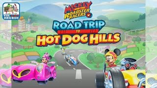 Download Mickey and the Roadster Racers: Road Trip to Hot Dog Hills (iOS/iPad Gameplay) Video