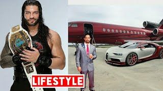 Download Roman Reigns Lifestyle, Net Worth, Income, House, Cars, Family, Awards, Early life & more Video