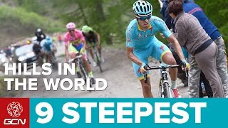 Download 9 Steepest Hills In The World Video