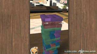 Download Jenga for the iPhone & iPad - Review Video