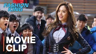 Download Crazy fashion battle at Korean high school! | Fashion King starring Joo Won, Ahn Jae-hyun, Nana Video