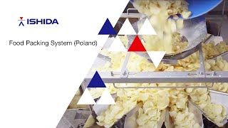 Download Ishida Snacks Food Packing System (Poland) Video