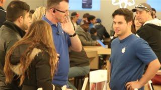 Download Bad Apple Store Employee Prank! Video