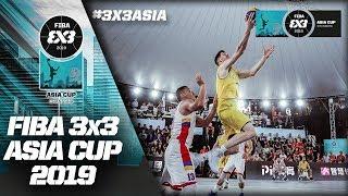 Download LIVE 🔴 - FIBA 3x3 Asia Cup 2019 - Day 5 - Changsha, China Video