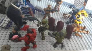 Download Huge mega bloks diorama 250 subscriber special featuring all of you Video