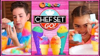 Download Chef Set Go - Ice Cream Cone Challenge | Official Orbeez Video