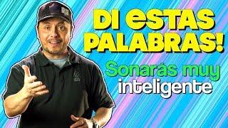 Download 9 Palabras en Inglés que te harán SONAR más Inteligente! Video