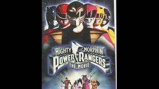 Download Opening To Mighty Morphin Power Rangers:The Movie 1995 VHS Video