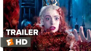 Download Alice Through the Looking Glass Official Trailer #2 (2016) - Mia Wasikowska, Johnny Depp Movie HD Video