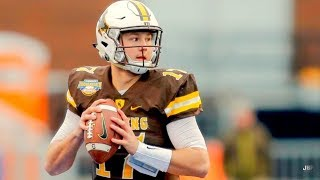 Download Strongest Arm in College Football || Wyoming QB Josh Allen Career Highlights ᴴᴰ Video