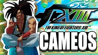 Download The King Of Fighters XIII | ALL STAGE CAMEOS | *FIXED* | By CovenantNexus13 | KOF XIII | CAMEOS Video