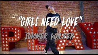 "Download Summer Walker - ""Girls Need Love"" 