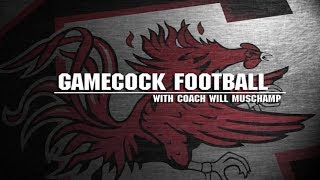 Download Gamecock Football With Coach Will Muschamp — 10/8/17 Video