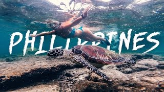 Download Swimming with turtles and stranded in the Philippines // Vlog #12 Video