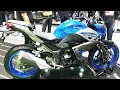 Download Kawasaki Z300 CANDY PLASMA BLUE 296 cc. Video