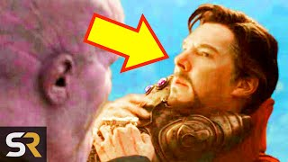 Download The Real Reason Doctor Strange Didn't Fight Thanos Himself In Avengers: Endgame Video