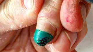Download Nail application HOW TO TRANSFORM NAILS USING 100$ | Original Nailart Beauty Tutorial And Manicure Video