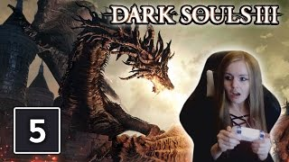 Download WTF A DRAGON?? | DARK SOULS 3 The Ringed City Gameplay DLC Part 5 Video