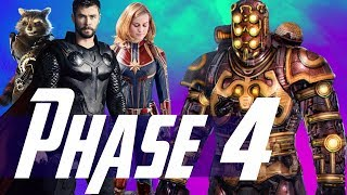 Download How Thor & Captain Marvel Set Up MCU Phase 4 & The Villain of Guardians of the Galaxy 3 Video