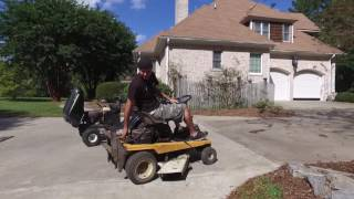 Download We're Building a Racing Lawn Mower! Video
