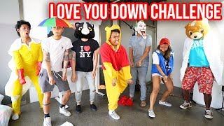 Download LOVE YOU DOWN CHALLENGE! #LoveYouDownChallenge Video
