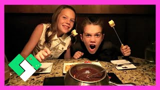 Download KIDS FIRST FONDUE EXPERIENCE (9.12.15 - Day 1260) Video