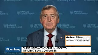 Download China Has Risen and May Be on Collision Course With U.S., Harvard's Allison Says Video