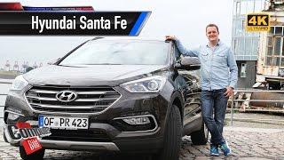 Download Hyundai Santa Fe: Freundlich – aber auch gut? Video