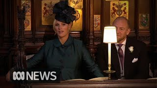 Download Royal Wedding: All the best reactions to Reverend Curry's royal sermon Video