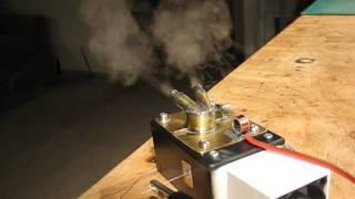 Download Model Tank Smoke Generator Video
