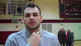 Download SPU MEN'S BASKETBALL: Coleman Wooten (Nov. 18, 2017) Video
